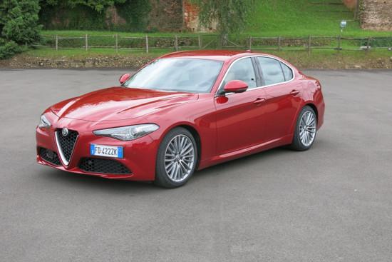 Erlkönige + Neuerscheinungen - Weltpremiere in der Giulia: Bremssystem MK C1 von Continental