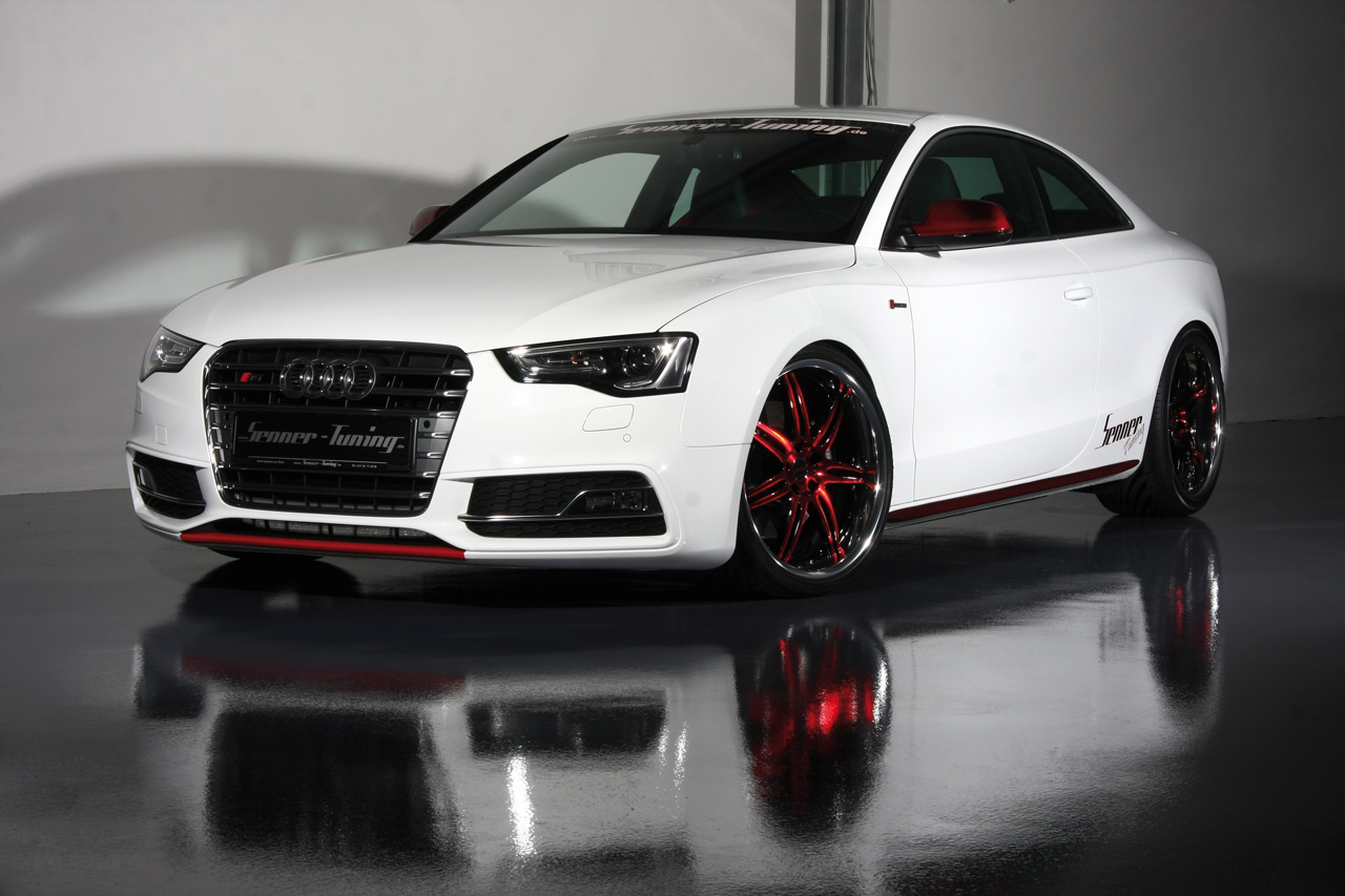 senner tuning audi s5 coup 3 0 tfsi. Black Bedroom Furniture Sets. Home Design Ideas