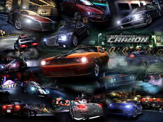 nfs wallpapers. Nfs Carbon Wallpaper