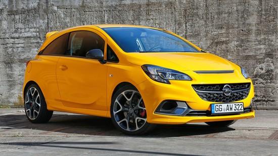 Auto - Opel Corsa GSi: Gebaut für die kurvenreiche Landstraße