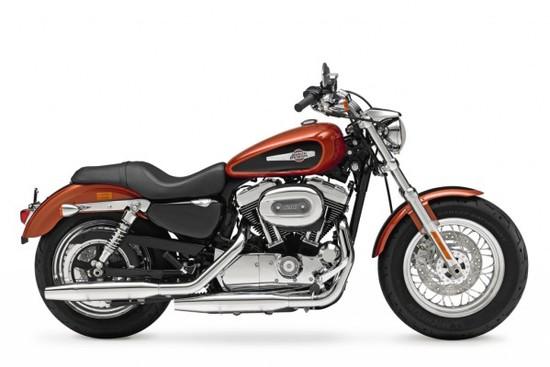 Motorrad - Motorrad-Hitliste: Harley macht das Rennen