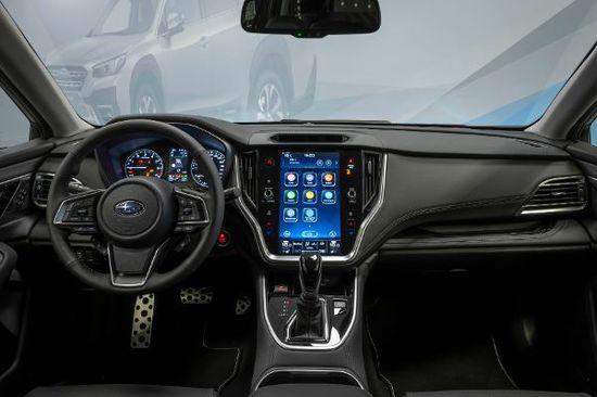 Car-Hifi + Car-Connectivity - Subaru Outback mit neuer Infotainment-Generation