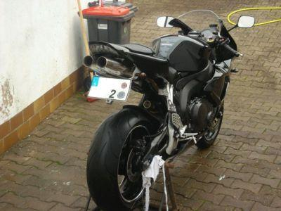 kleines kennzeichen motorrad