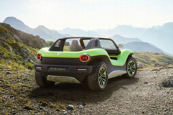 Elektro + Hybrid Antrieb - VW plant elektrischen Gipfelsturm