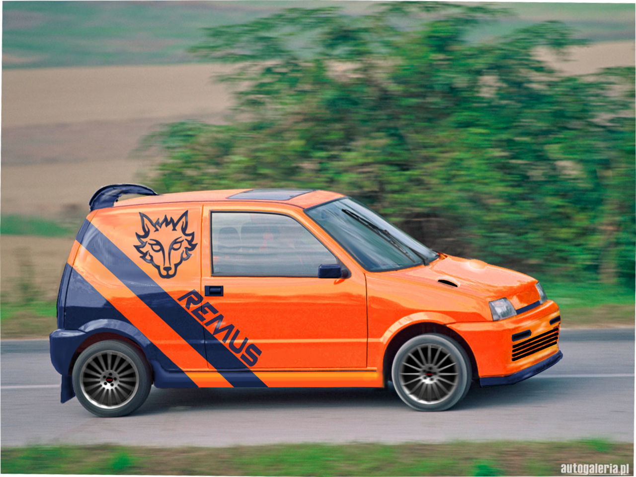 fiat seicento wallpaper - photo #31