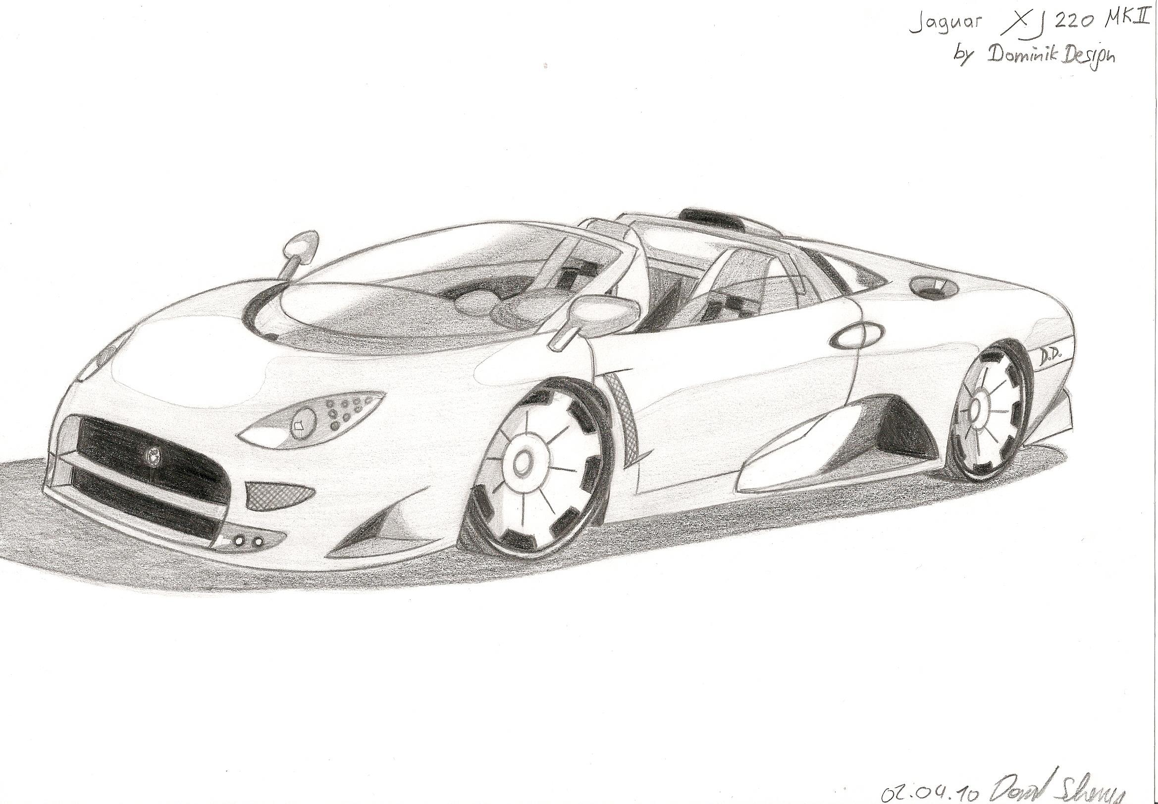 Großartig Zeichne Dein Auto Bilder - Schaltplan Serie Circuit ...