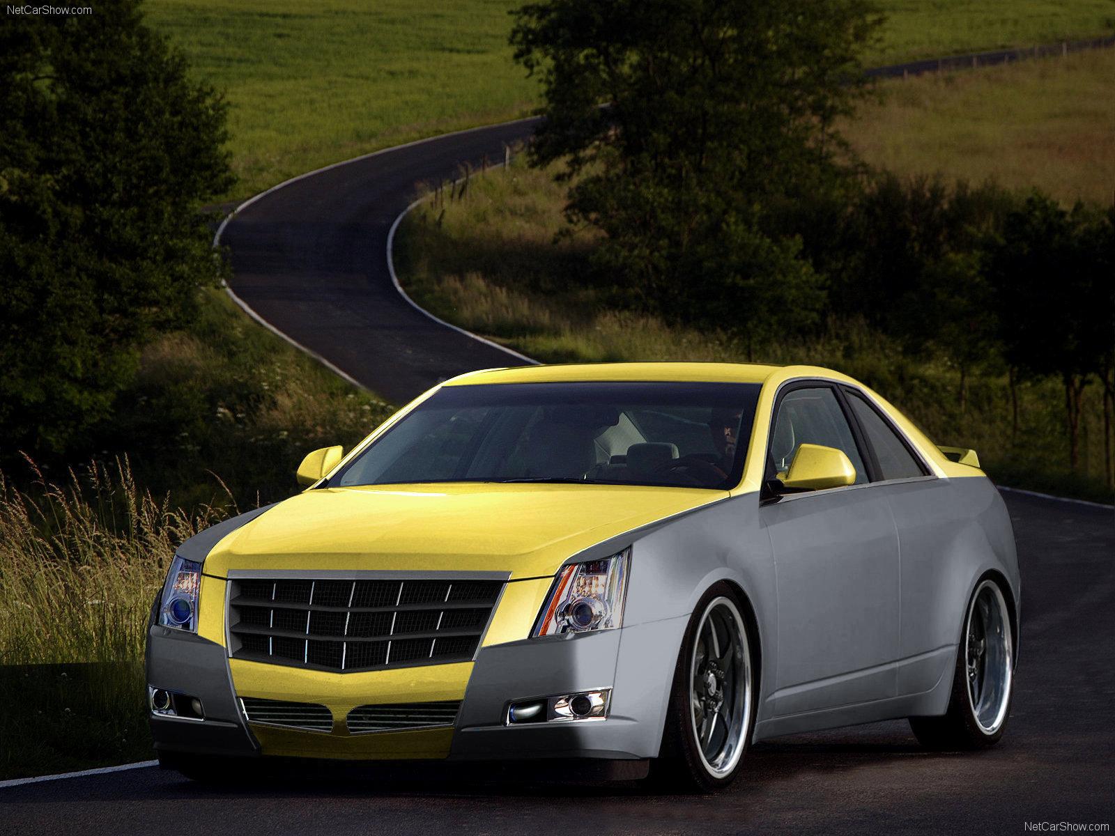 Cadillac Cts X Dd Wallpaper