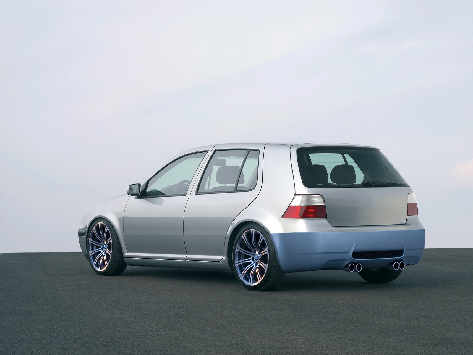 volkswagen golf iv tuning rh felgen 17 pagenstecher. Black Bedroom Furniture Sets. Home Design Ideas