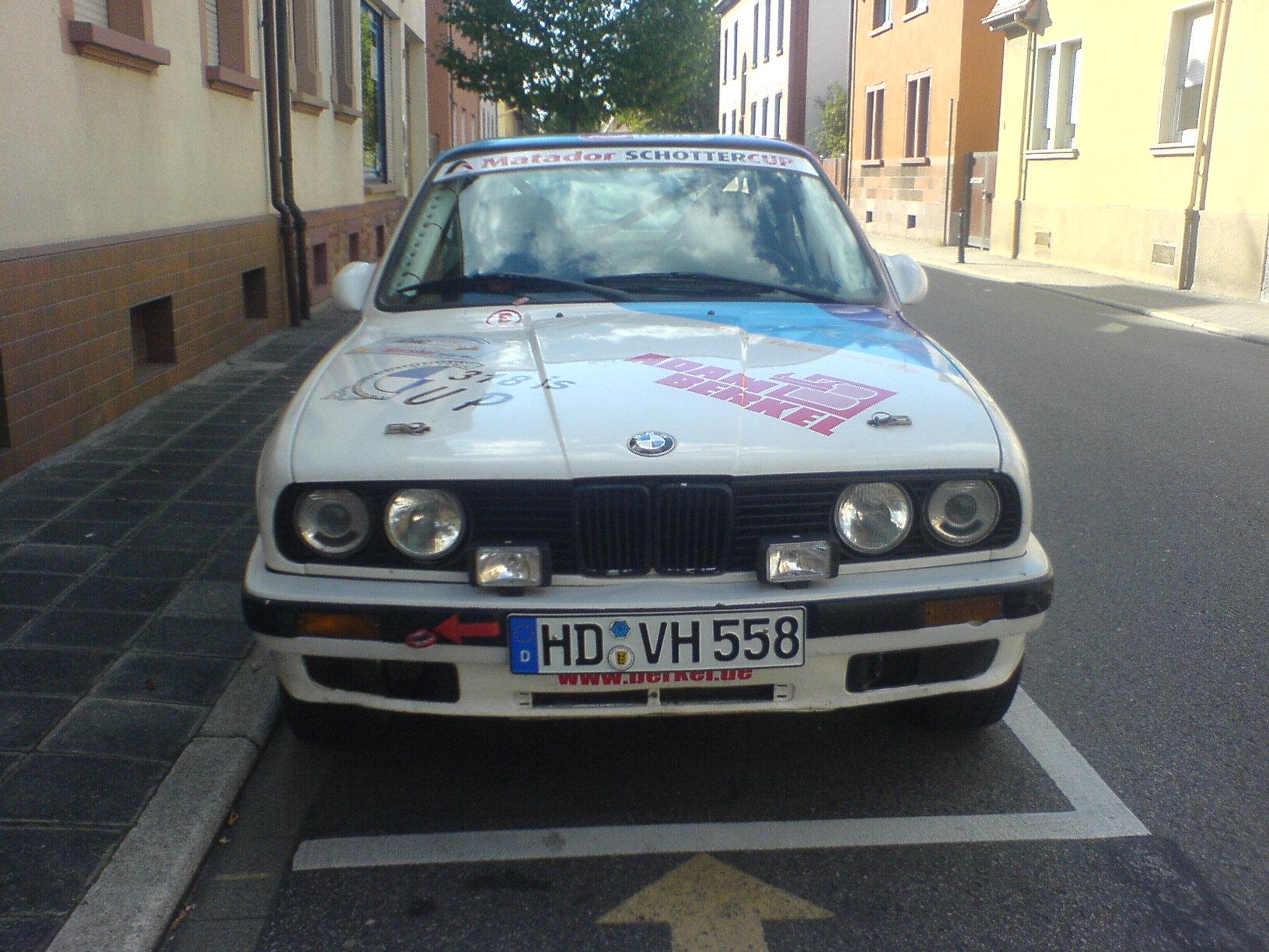 Endlich Rallye Auto Von Cornhulio Bmw 318is Seite 1