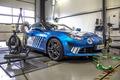 Tuning - Renault-Tuning: DTE lässt die Alpine von der Leine