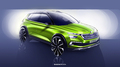 Elektro + Hybrid Antrieb - ŠKODA VISION X: Urban Crossover-Studie feiert Weltpremiere auf dem Genfer Autosalon 2018