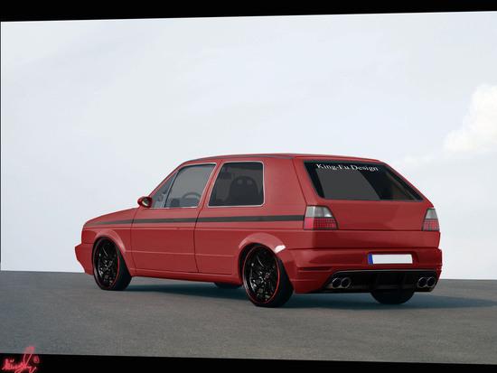 Name: Volkswagen-Golf_II_1983_King-Fu_Design.jpg Größe: 1600x1200 Dateigröße: 192641 Bytes