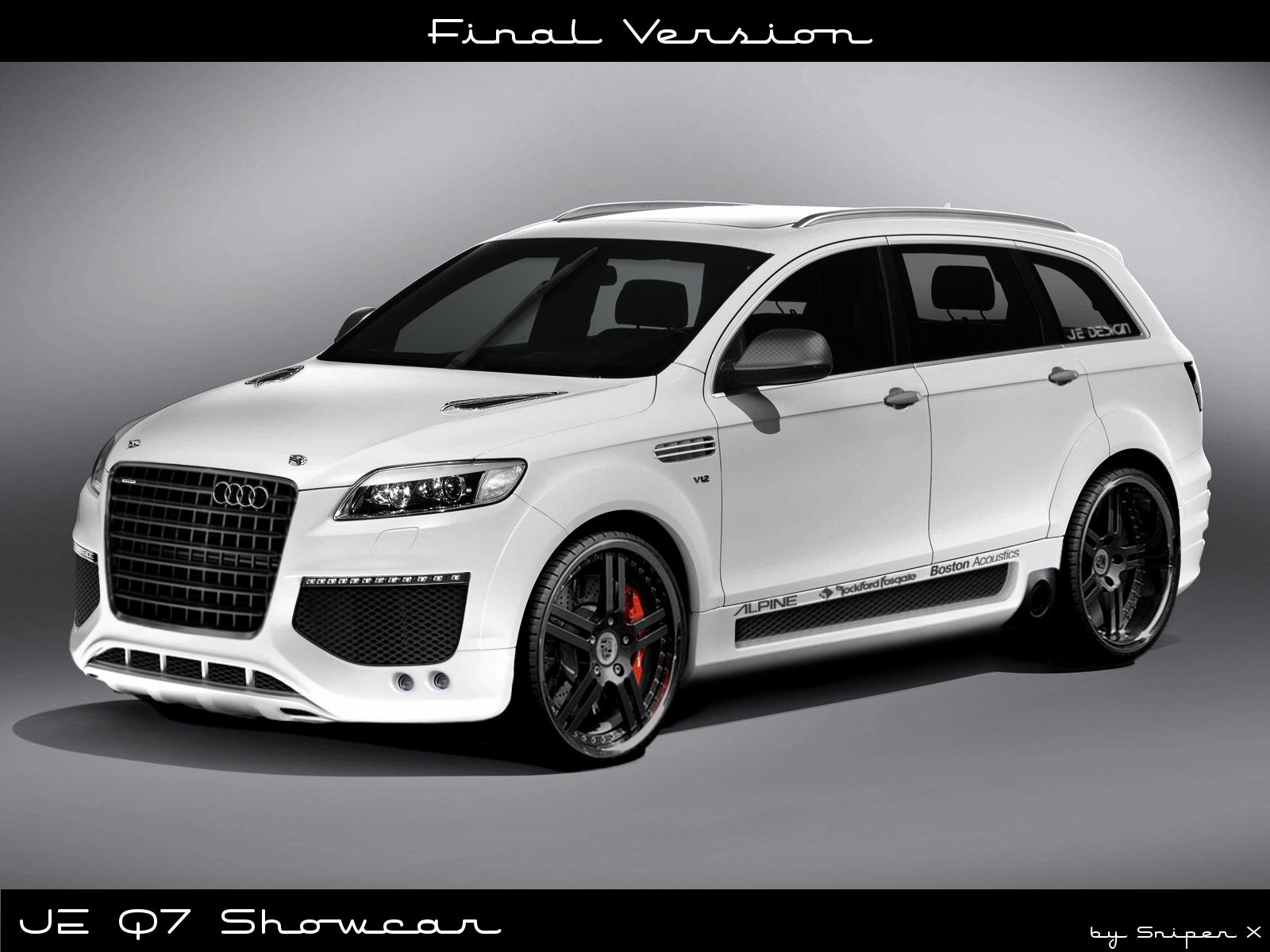 Audi Q7 V 12 Tdi Pagenstecher De Deine Automeile Im Netz