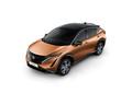 Auto - Elektrische Farbenlehre: Neue Lackierungen für den Nissan Ariya