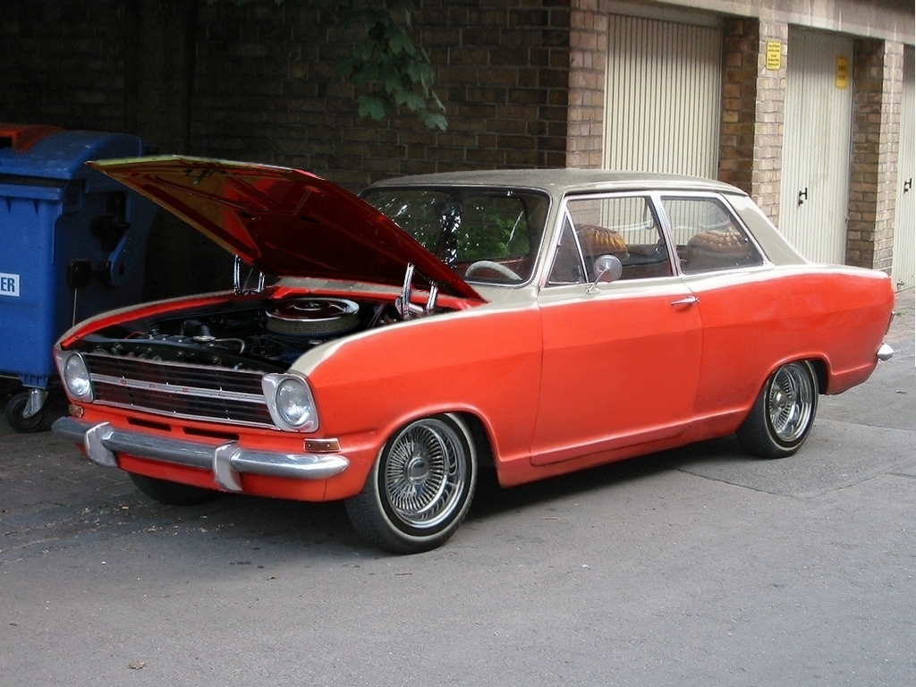 Lowrider Miami >> Opel Kadett B qpe - Seite 2 - pagenstecher.de - Deine ...