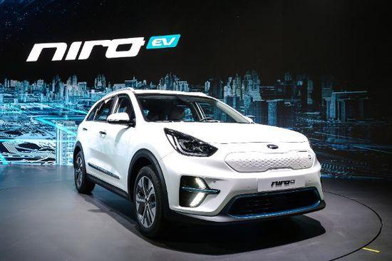 Elektro + Hybrid Antrieb - Kia Niro EV: Der koreanische Angreifer