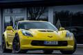 Luxus + Supersportwagen - In Melle entsteht eine Corvette mit 1200 PS