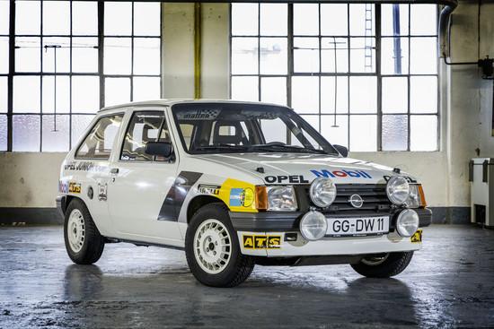 Youngtimer + Oldtimer - Opel schickt seltene Stücke an den Start