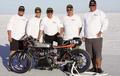 Motorrad - Triumph knackt mit 261 Km/h den Weltrekord