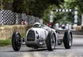 Youngtimer + Oldtimer - Audi fährt Typ C und Stromlinie Spezial in Goodwood