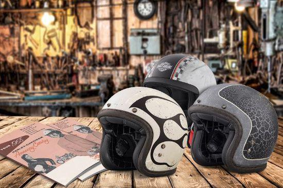 Motorrad - Harley-Helme: Sicherheit und Coolness für den Kopf
