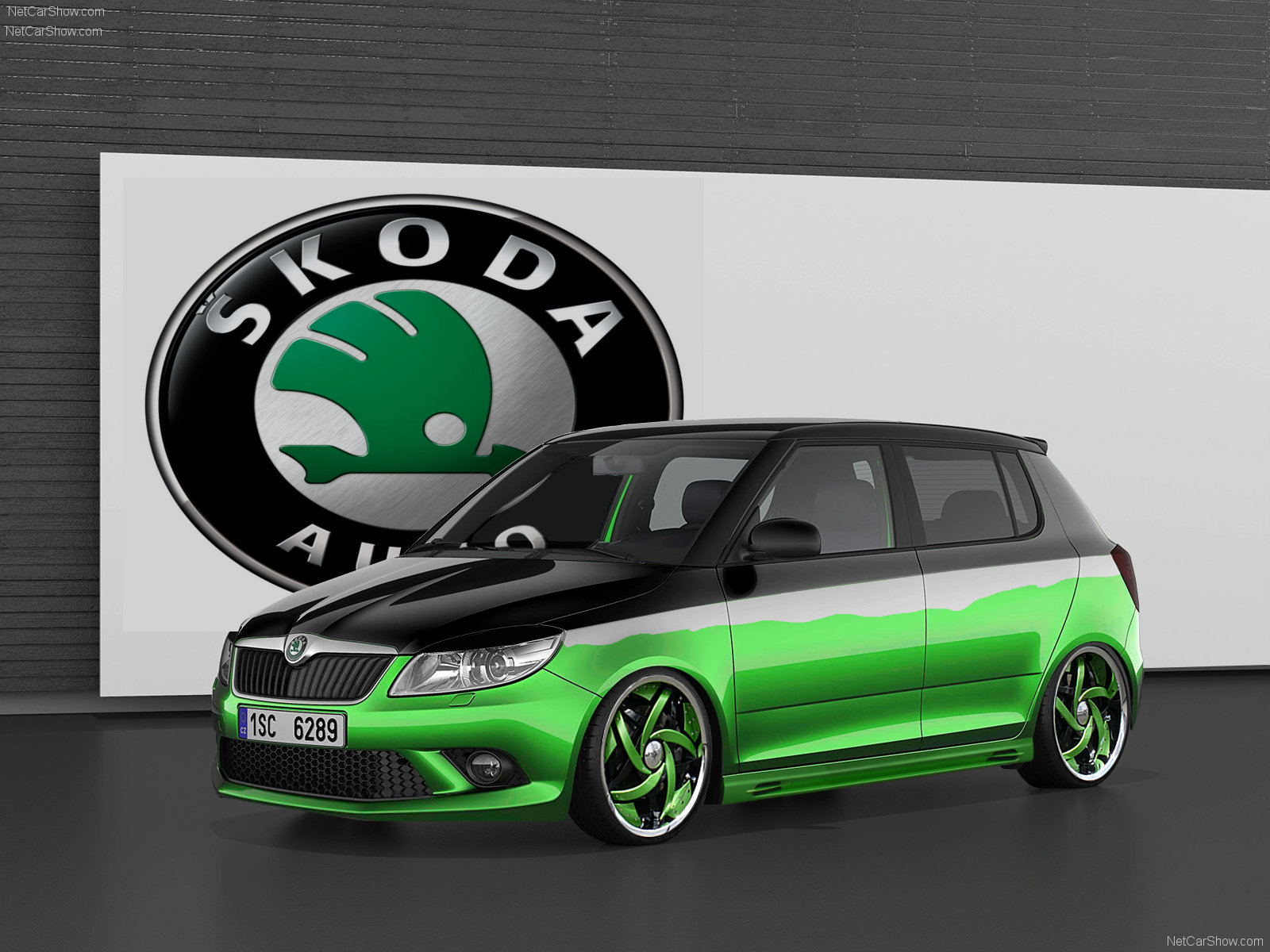 skoda fabia rs deine automeile im netz. Black Bedroom Furniture Sets. Home Design Ideas