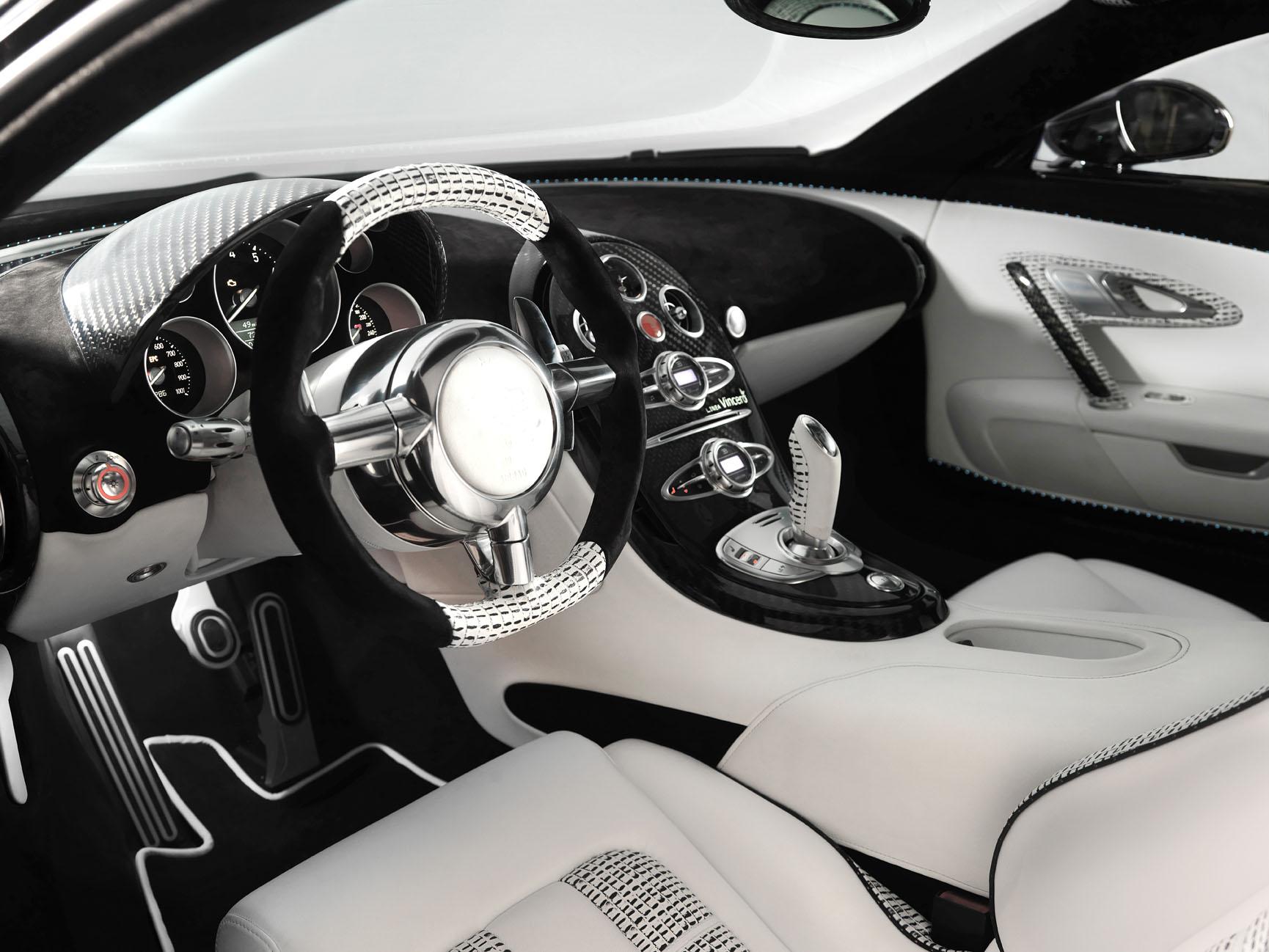 Presse] LINEA Vincerò – Mansory veredelt den Bugatti Veyron ...