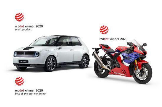 Auto - Design-Preise für Honda