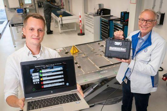 Elektro + Hybrid Antrieb - Batterie-Recycling beim E-Fahrzeug