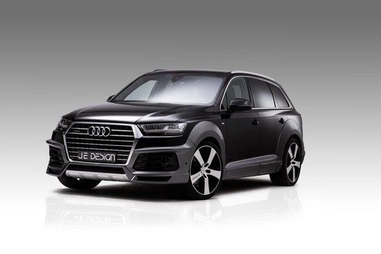 Name: JE_Design_Audi_Q7_Widebody_3_4_Front.jpg Größe: 1620x1080 Dateigröße: 120257 Bytes