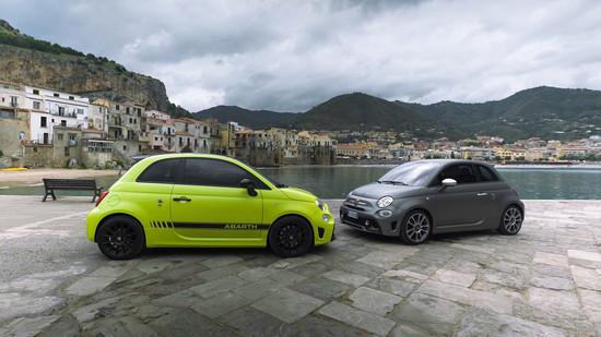 Auto - Abarth zeigt neue Versionen des 595