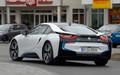 Elektro + Hybrid Antrieb - Fahrbericht BMW i8: Leuchtendes Vorbild zart gedimmt