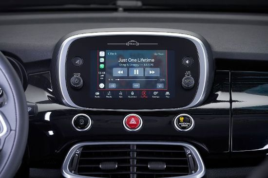 Car-Hifi + Car-Connectivity - Fiat spendiert Musik