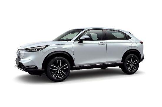 Erlkönige + Neuerscheinungen - Neuer Honda HR-V Hybrid lässt die Hüllen fallen