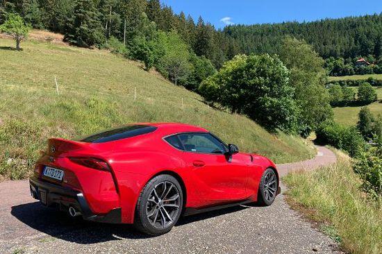Erlkönige + Neuerscheinungen - Toyota Supra: Bolide mit vier Zylindern