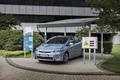 Elektro + Hybrid Antrieb - Toyota Prius Plug-in ist Elektroauto des Jahres