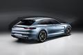Luxus + Supersportwagen - Porsche Panamera Sport Turismo Konzeptstudie