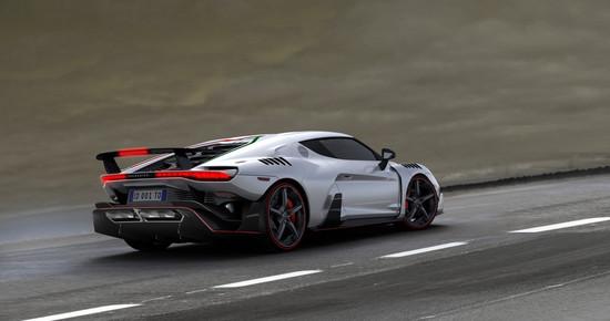 Luxus + Supersportwagen - Genf 2017: Italdesign zeigt 330 km/h schnellen Speciali