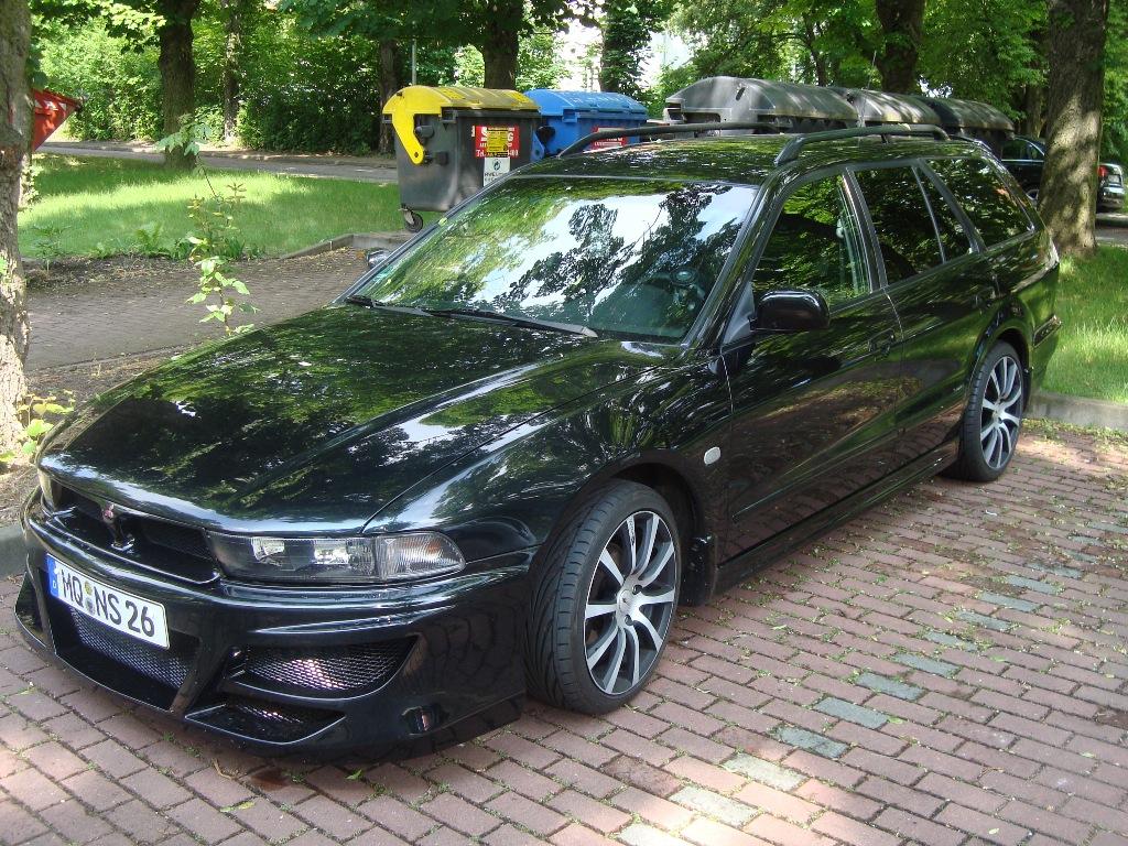 Auto Mitsubishi Galant EAO V6