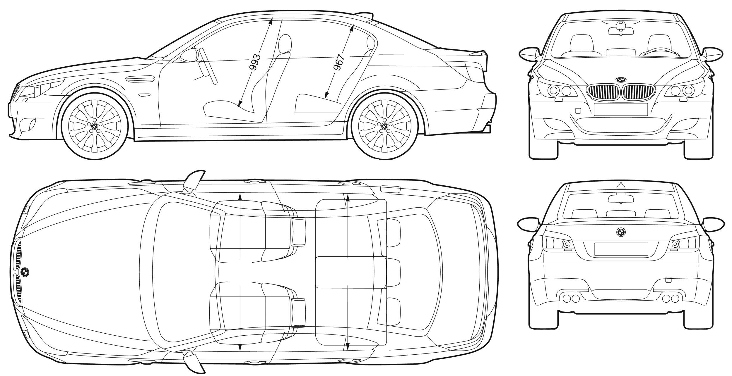 suche  kontur zeichnungen von autos