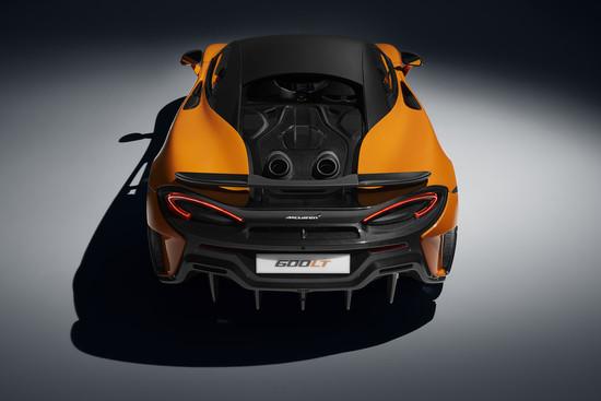 Messe + Event - McLaren 600LT in Goodwood: Luxus-Diätprogramm