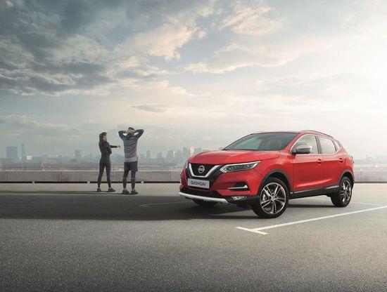 Erlkönige + Neuerscheinungen - Nissan in Bewegung: Das Sondermodell Qashqai N-Motion