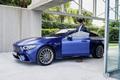 Luxus + Supersportwagen - [ Video ] Die Mercedes-AMG GT 4-Türer Coupé Kampagne