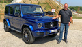 Fahrbericht - [ Video ]  Probefahrt Mercedes G 400 d und G-Klasse Experience Center