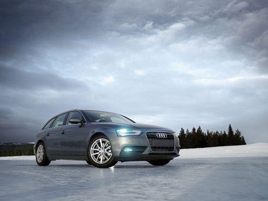 Felgen + Reifen - Leichtmetallrad DEZENT TF speziell für Audi-Fahrer