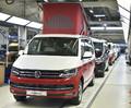 Auto - VW California feiert Produktionsjubiläum