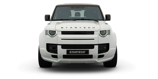 Tuning - STARTECH veredelt den neuen Land Rover Defender