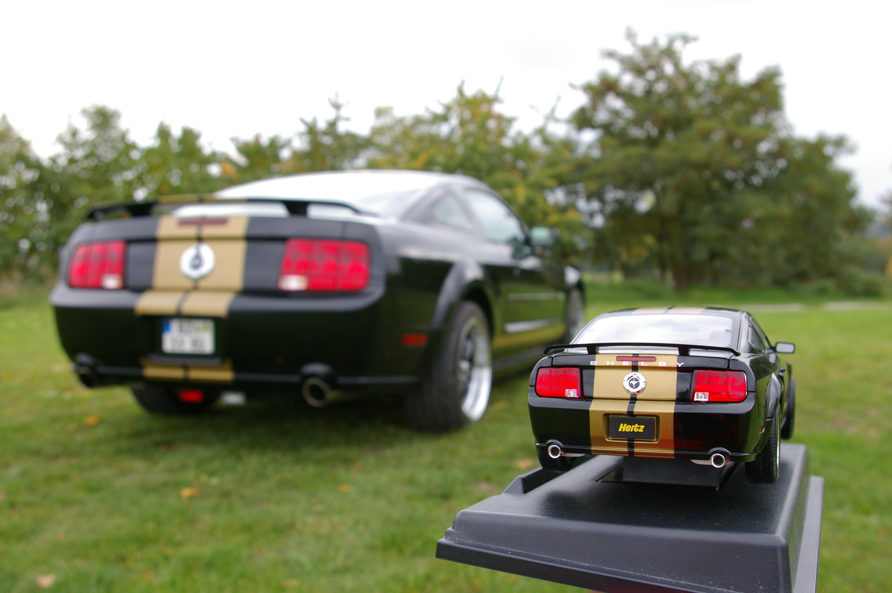 Auto Ford Mustang GT H clone pagenstecher Deine Automeile