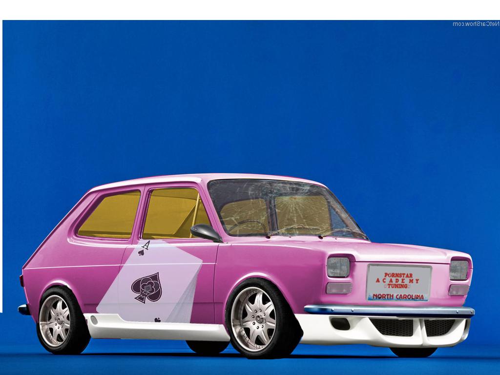 Fake Fiat 127