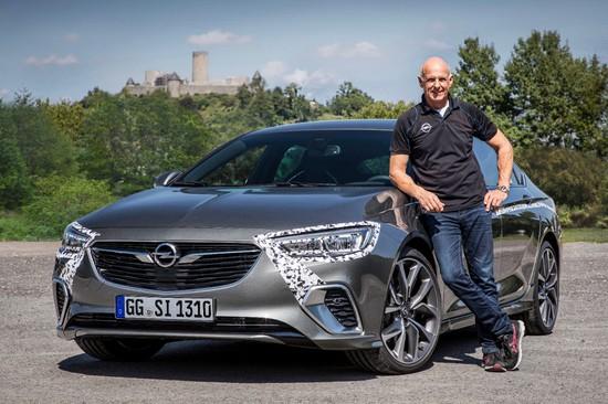 Erlkönige + Neuerscheinungen - [Video ] Neuer Opel Insignia GSi erobert die Nürburgring-Nordschleife